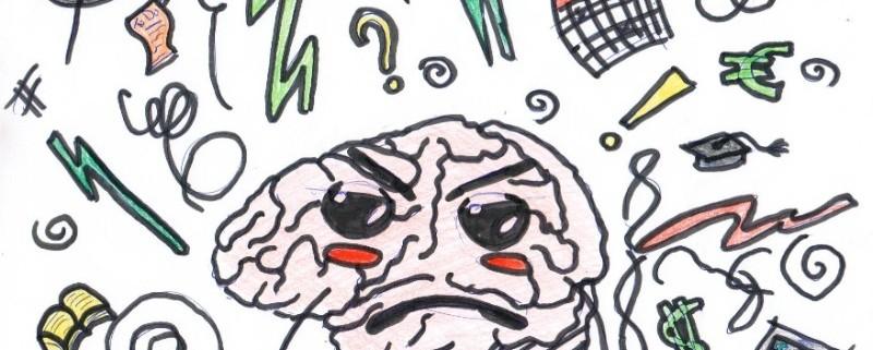 Lichamelijke pijnklachten bij aanhoudende stress